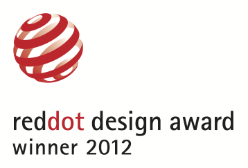 red dot award winner 2012